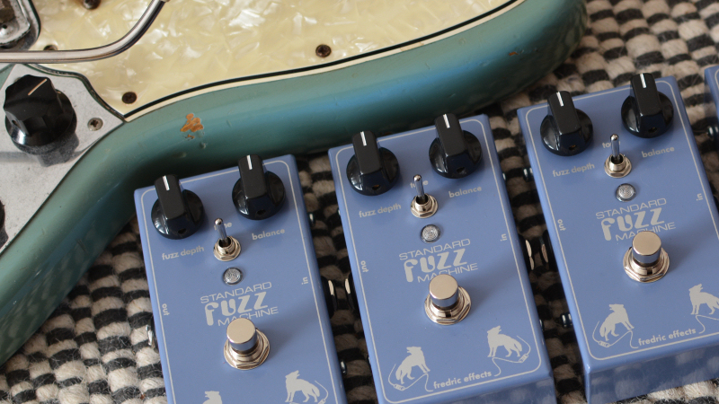 <span class='slidehead'>Standard Fuzz Machine</span><br>All the fuzz, then more fuzz.