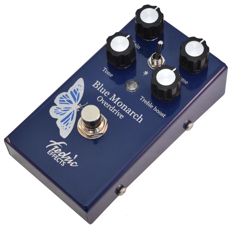 blue-monarch Overdrive, KOT, BB, transparent, distortion