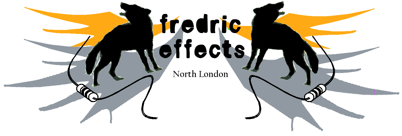 Fredric Effects logo