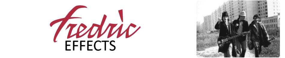 Fredric Effects logo