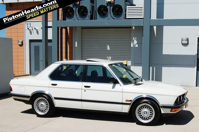1987 Bmw 520i Lux Want Fredric Website